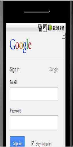 Google mobile checkout