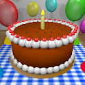 Birthday HD Live Wallpaper logo
