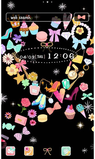 Cute Theme-Amour- 1.0 Windows u7528 1
