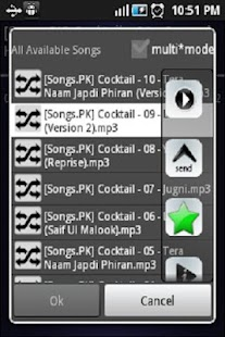 Shuffle Music Player beta - screenshot thumbnail