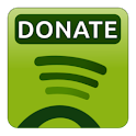 Spotify Controller Donate logo