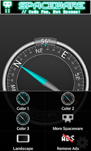 Simple Compass - screenshot thumbnail