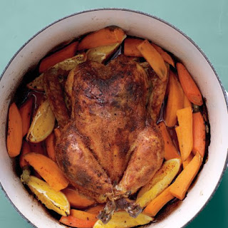 Spiced Roasted Chicken