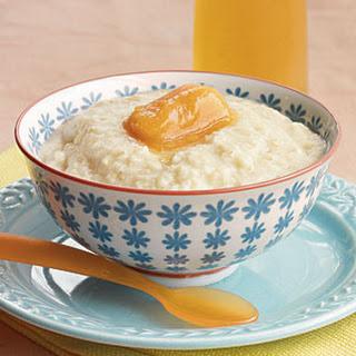 Basic Oatmeal with Fruit