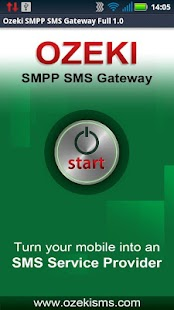 Ozeki SMPP SMS Gateway Full- screenshot thumbnail