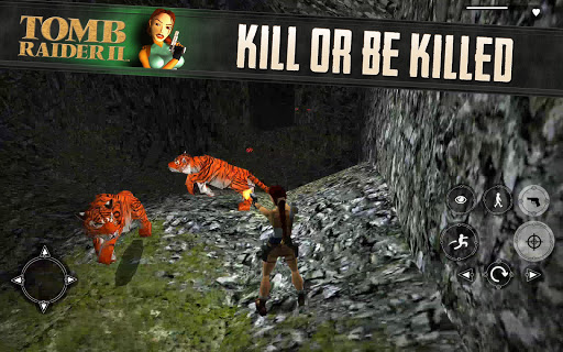 Tomb Raider II - screenshot