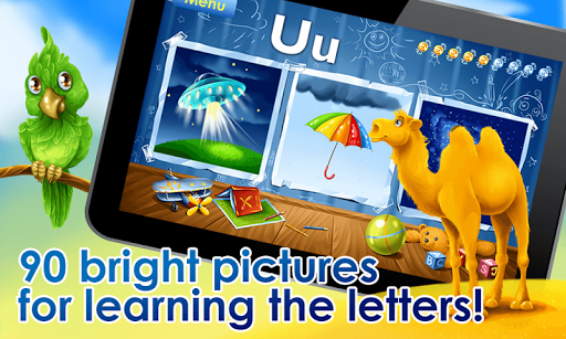 ABCD for Kids: Learn Alphabet and ABC for Toddlers 1.3.2 Screenshots 1
