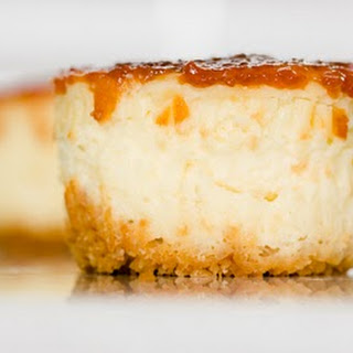 Quince, Manchego, and Ritz Cheesecake Cupcakes.