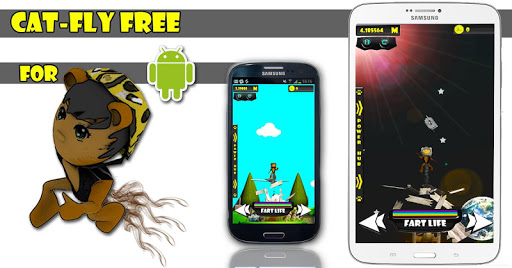 Cat- Fly FREE