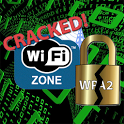 Hacking WiFi TV icon