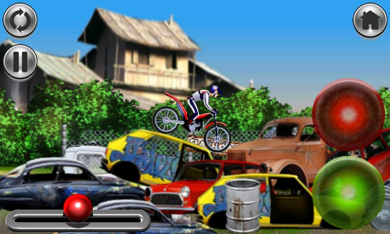 Bike Mania - Racing Game- screenshot