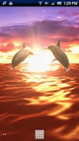 Screenshot of Sunrise Ocean Free