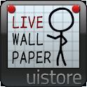 StickMan LWallpaper [FL ver.] logo