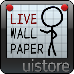 StickMan-LWallpaper-[FL-ver.]
