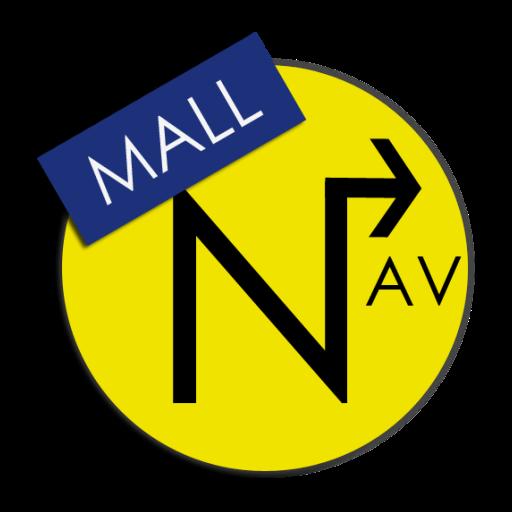 MallNav Beta LOGO-APP點子