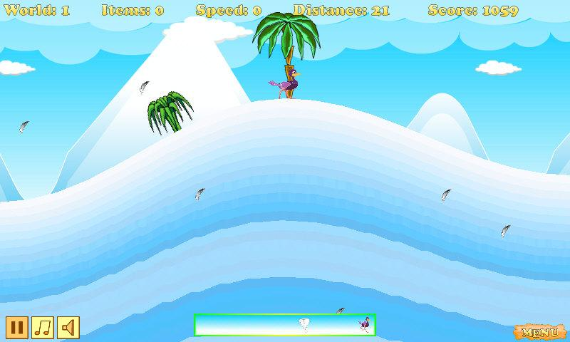 Tornado Rush- screenshot