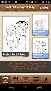 Saint of the Day for Kids- screenshot thumbnail
