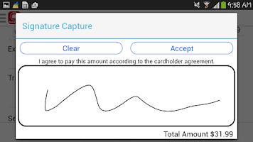 Screenshot of Heartland Mobile - Retail