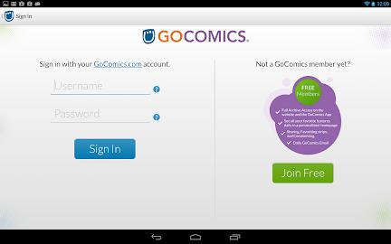 GoComics Screenshot 15
