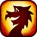 Pocket Dragons RPG logo