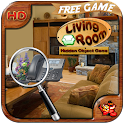 Living Room Free Hidden Object icon