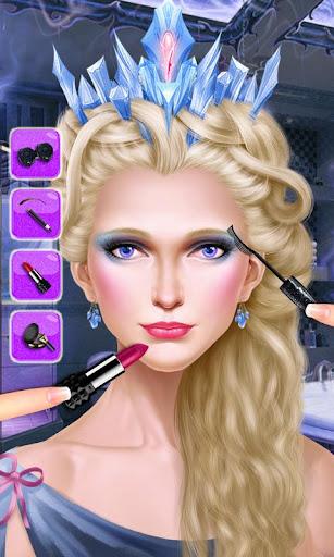 黑暗王后的化妝間- 女生美容裝扮遊戲