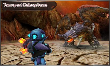 Star Warfare:Alien Invasion Screenshot 11