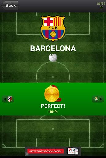 Football Logo Quiz 2014