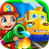 Fire Train! Kids Adventure