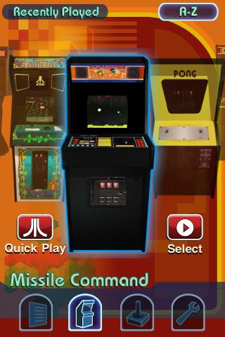 Atari's Greatest Hits- screenshot