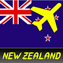 New Zealand Travel icon