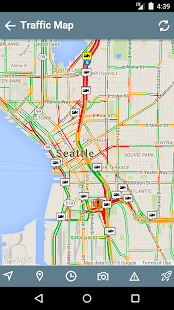 WSDOT - screenshot thumbnail