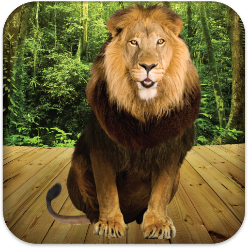Talking Lion Icon