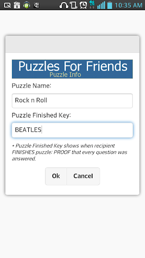 Puzzles for Friends PRO