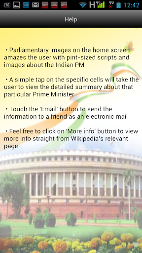 【免費教育App】Indian Prime Minister-APP點子