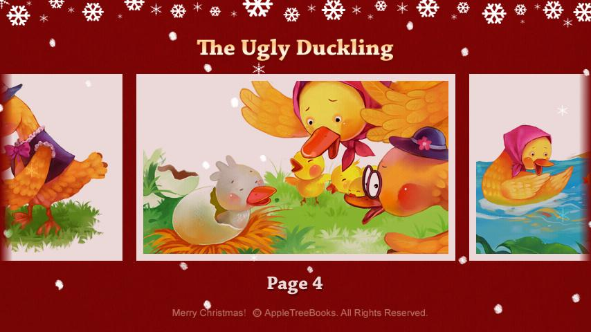 The Ugly Duckling - screenshot