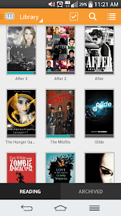 Free Books & Stories - Wattpad - screenshot thumbnail