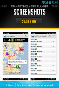 Apps by Place - screenshot thumbnail