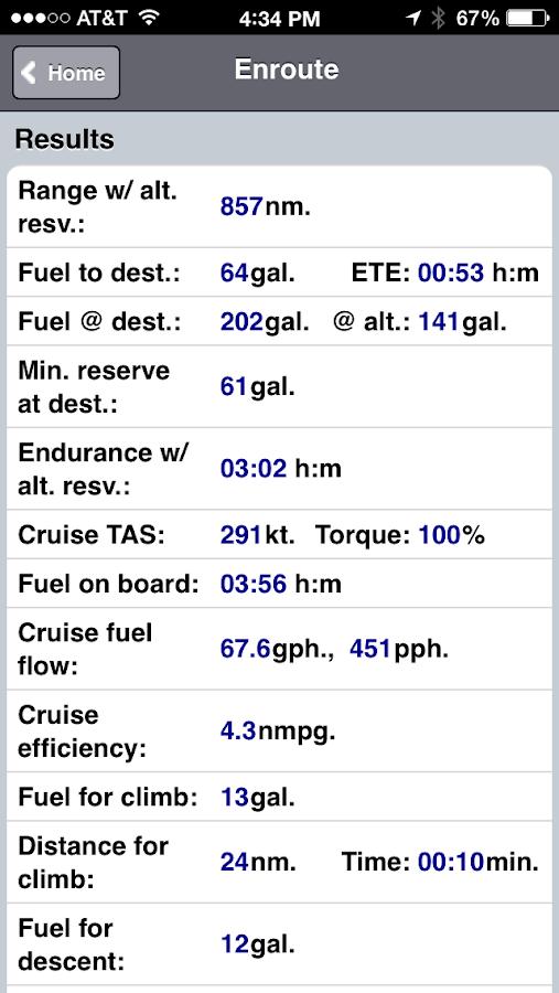 TBM Performance - screenshot
