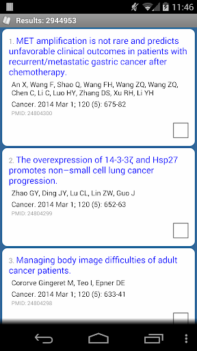 PubMed Mobile