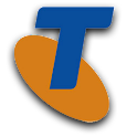 Telstra Mobile Data Usage logo