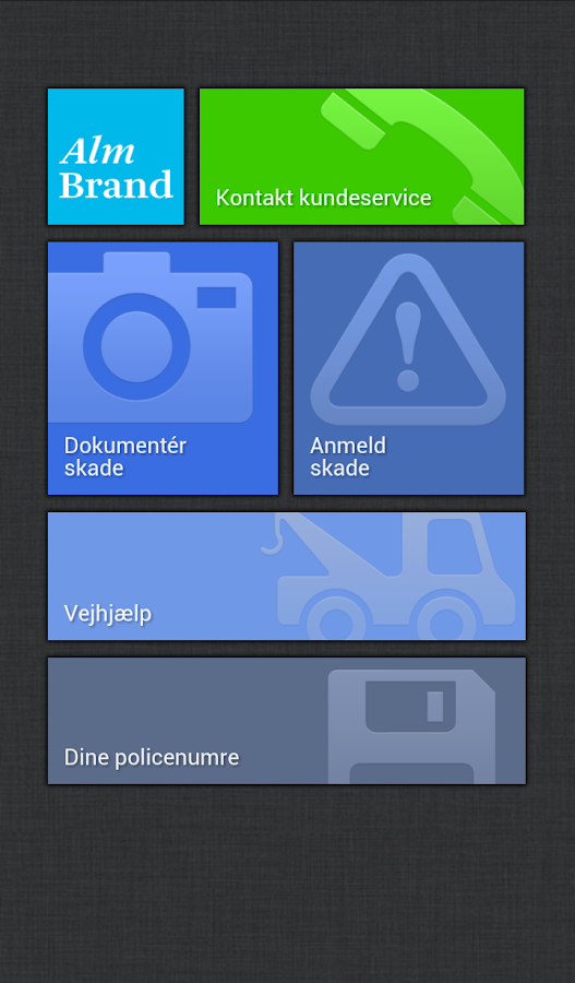 Alm. Brand Forsikring - Android-apps på Google Play