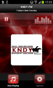 KNDY-FM - screenshot thumbnail