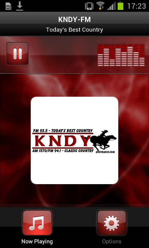 KNDY-FM- screenshot