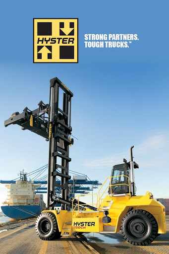 Hyster Forklifts North America