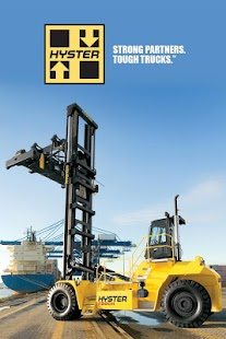 Hyster Forklifts North America- screenshot thumbnail