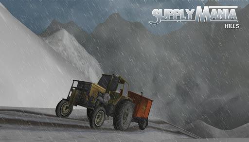 4x4 Supply Mania Hills RWD 3D