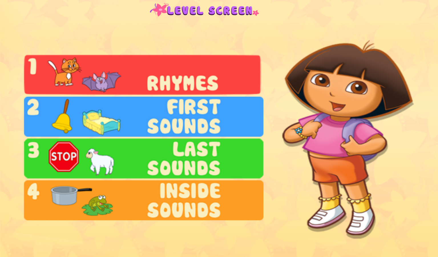 dora abcs vol 2 rhyming android apps on google play