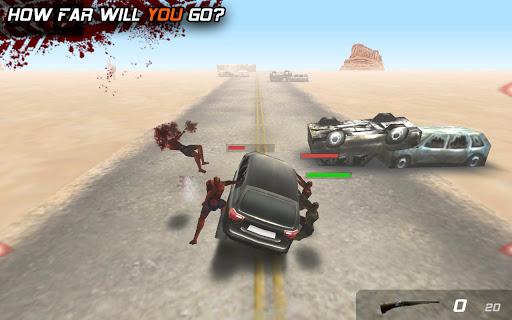 Zombie Highway  captures d'écran 1
