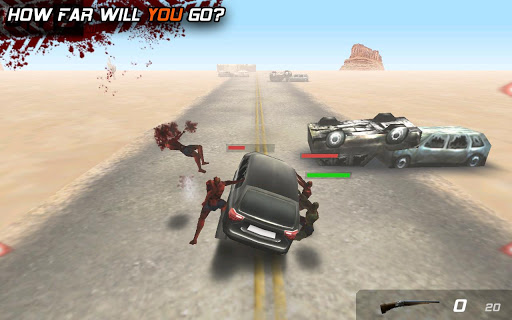 Zombie Highway  astuce | Eicn.CH 1